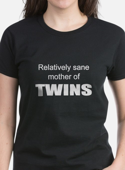 Twins mom sanity T-Shirt