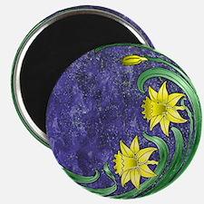 Daffodil Nouveau Magnet