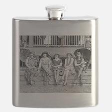 Unique 1920s Flask
