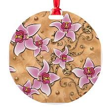 $ flowers pieces Ornament