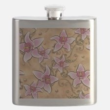$ flowers pieces Flask