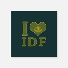 I Love IDF - Israel Defense Forces Sticker