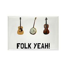 Folk Yeah Magnets