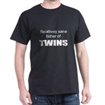 Twins dad sanity T-Shirt