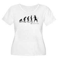 hoop revolution Plus Size T-Shirt