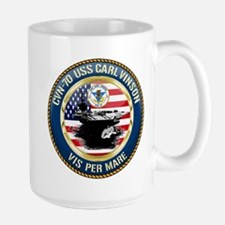 CVN-70 USS Carl Vinson Mug