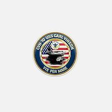 CVN-70 USS Carl Vinson Mini Button