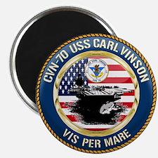 CVN-70 USS Carl Vinson Magnet