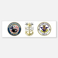 CVN-70 USS Carl Vinson Bumper Bumper Sticker