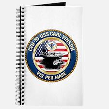 CVN-70 USS Carl Vinson Journal