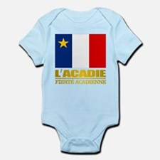 Acadian Flag Body Suit
