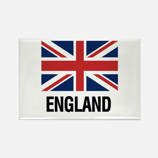 I Heart England Magnets