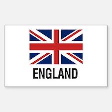 I Heart England Decal
