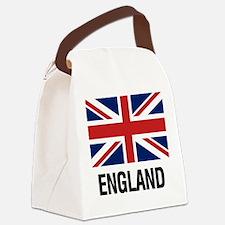 Unique England Canvas Lunch Bag