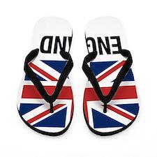 Cute Great britain Flip Flops