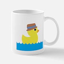 Duck in Water Mugs
