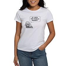 3-poodle T-Shirt
