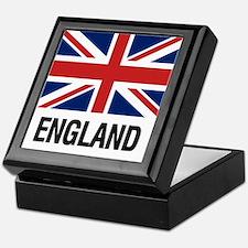 Cute Britain Keepsake Box