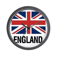 Unique England Wall Clock