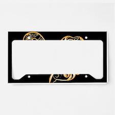 Elephant License Plate Holder