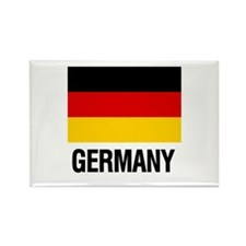 I Heart Germany Magnets