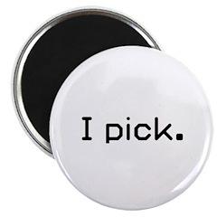 I pick Magnet