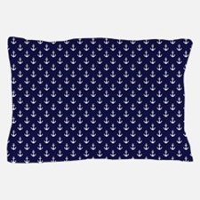 Cute Anchor Pillow Case