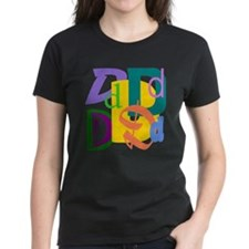 Initial Design (D) T-Shirt