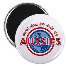 Aussie Dads Magnet