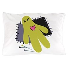 Voodoo Doll Pillow Case
