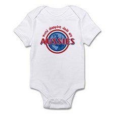 Aussie Dads Infant Bodysuit