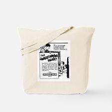 Joan Crawford Understanding Heart Tote Bag