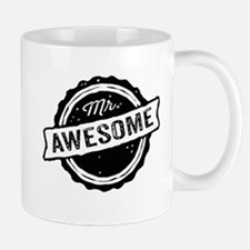 Mr. Awesome Mugs