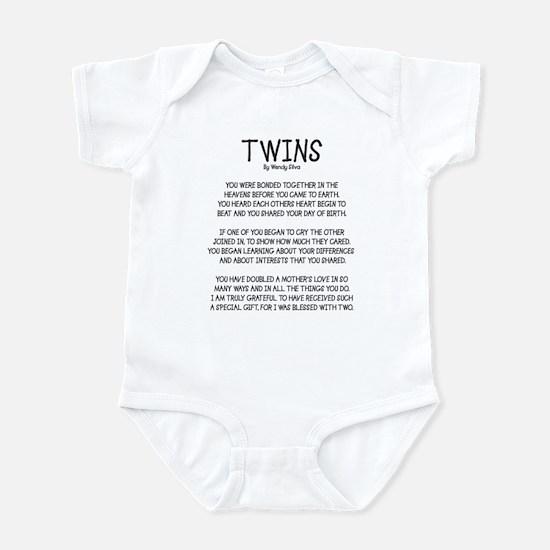twinsoutline Body Suit