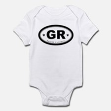 GR Golden Retriever Infant Bodysuit