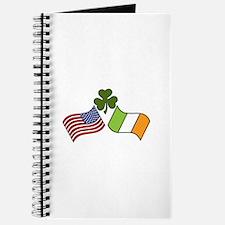 American Irish Flag Journal