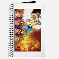 Prayer of ST. Michael 5 x 8 Journal