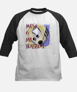 Music is My Heartbeat Tee