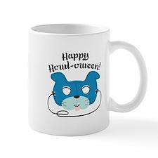 Happy Howl-oween! Mugs