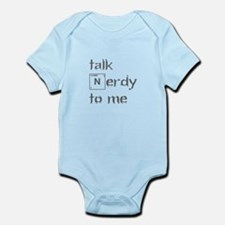 talk-nerdy-to-me-heart-gray Body Suit