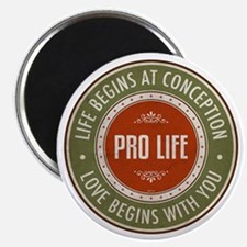 Pro Life Magnets