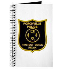 Porchville Police Journal