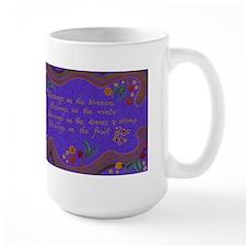 Waldorf blessing  Mug