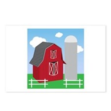 Farm Postcards (Package of 8)
