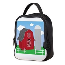 Farm Neoprene Lunch Bag