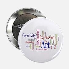 """Unique Art 2.25"""" Button (10 pack)"""