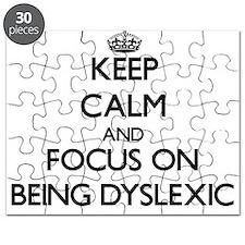 Unique Dyslexie Puzzle
