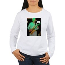 Richard Bassmaster Long Sleeve T-Shirt