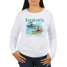kayakgirlz_006_07 Long Sleeve T-Shirt