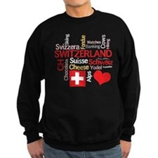 Cute National flags Sweatshirt